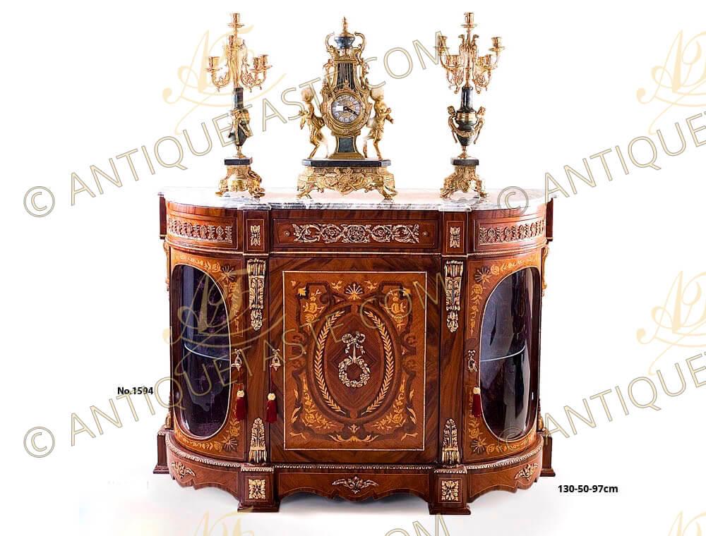 Sumptuous French Antique Furniture Reproductions | Antique Taste