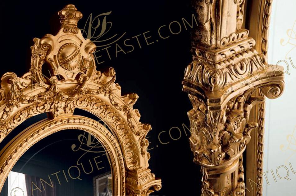 Opulent 19th Century Italian Renaissance And Rococo Style