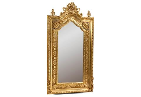Mirrors Collection Belle Epoque Style Entryway Mirrors