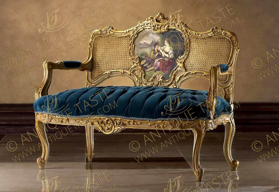 Sumptuous French Antique Furniture Reproductions Antique