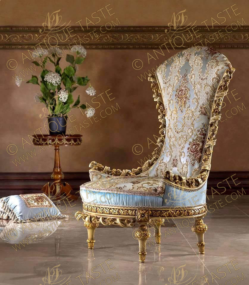 French antique chair antique furniture for Design classics furniture reproductions
