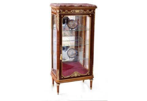 Luxurious vitrine, corner furniture, Serre Bijoux, Francois Linke-vitrine, jean-henri riesner vitrine, Leon Message vitrine, Francois Linke display cabinet, cabinet vitrine, Louis xv vitrine, Louis xvi vitrine, ormolu mounted vitrine, Louis XIV vitrine, display cabinet, vernis martin style vitrine, French style vitrine, glass vitrine, English style vitrine, veneer inlaid vitrine, marquetry vitrine, Italian style vitrine, glass round vitrine, boulle style vitrine, antique reproduction vitrine, antique style display cabinet, empire style bookcase vitrine, display cabinet with porcelain plaque, French style Vitrine, English Style Vitrine, Ormolu-mounted Vitrine, Louis XV style Vitrine, Vernis Martin style painted Vitrine, Antique style Vitrine, Antique style Glass Cabinet, Antique style Corner Vitrine, Andres Charles Boulle Vitrine, Carved Vitrine, Antique Display Bookcase, High Quality Antique Furniture Reproductions, Antique Furniture, antique furniture manufacturer in egypt, antique furniture gallery, antique furniture store