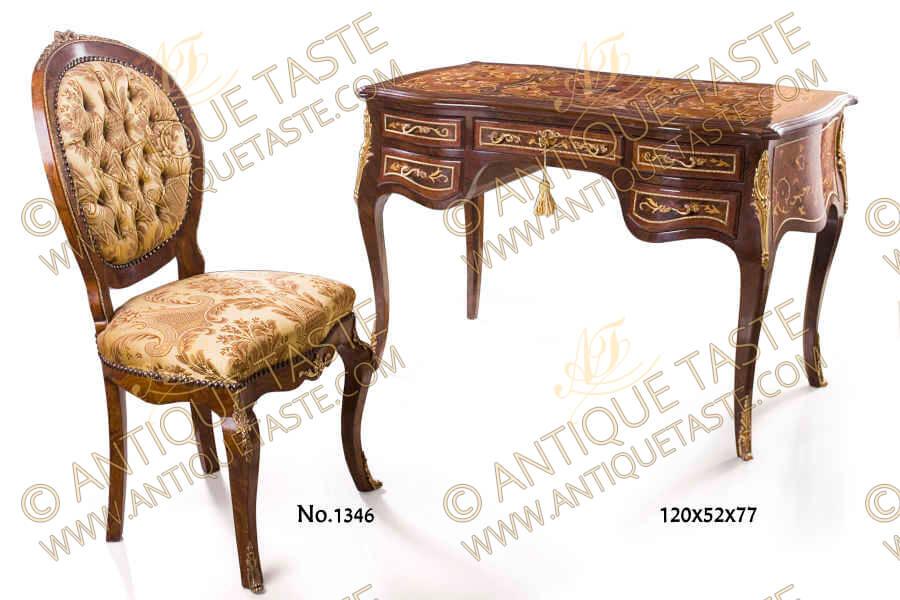 Antique Taste Luxury Bureau Desk and Office Furniture : desk20bureau20and20office20furniture20bureau20du20Roi20ladys20desk20Louis20xv20desk20Louis20xvi20desk20Louis20XIV20desk20Andres20Charles20Boulle20desk20bureau20plat2011 from www.antiquetaste.com size 900 x 600 jpeg 40kB