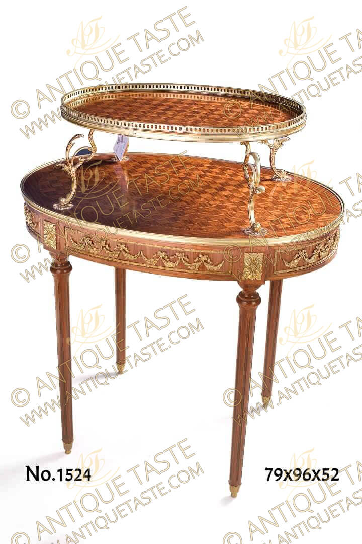 Antique Taste French Style Tea Tables Tea Tables Tea
