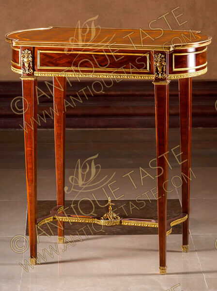 Antoine Kri 233 Ger French Mid 19th C Louis Xvi Neo Classical
